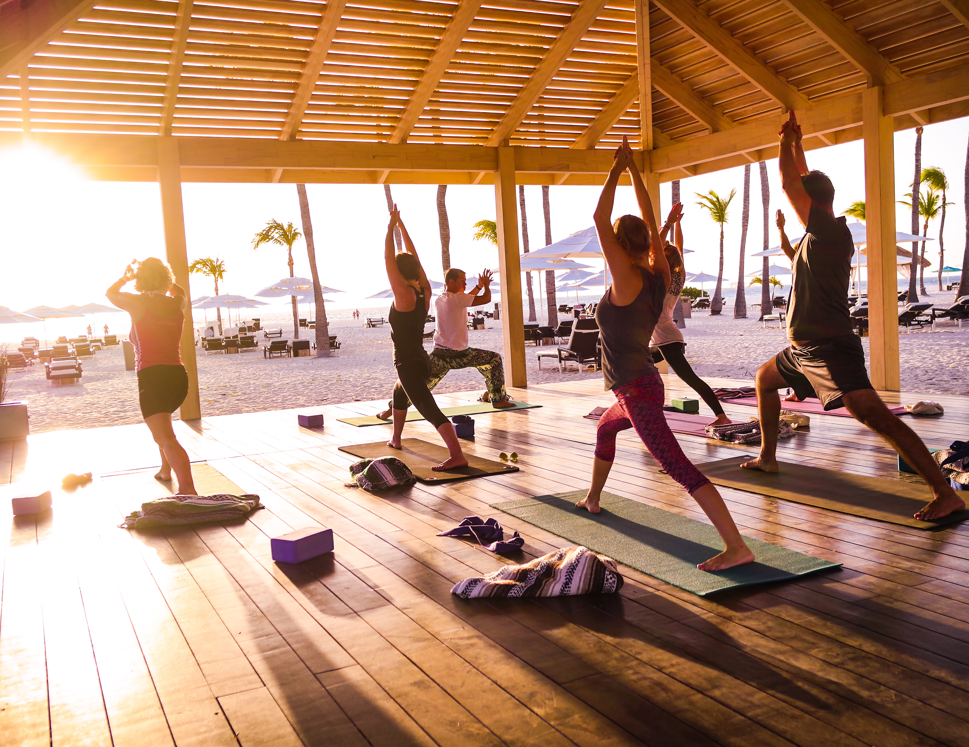 aruba wellness retreat